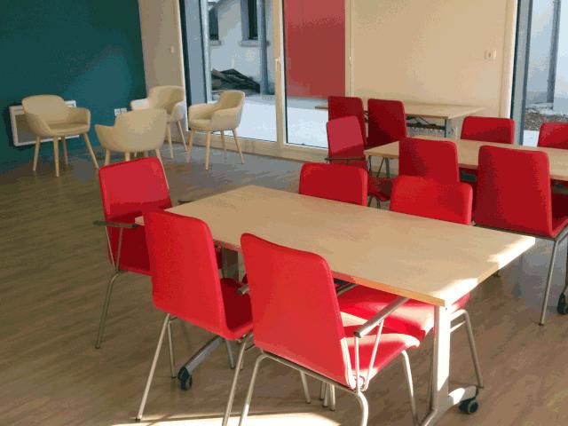 Salle Inter Générationnelle CCAS Bourg-Barré 35