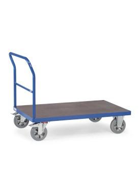 chariot à plat